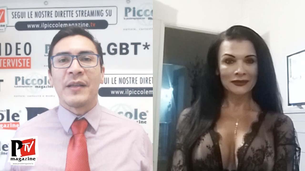 Video Intervista a Pamela Trans Fitness -