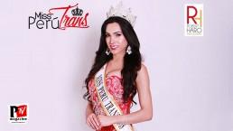 Entrevista a Vannia Gala, Miss Perù Trans 2018