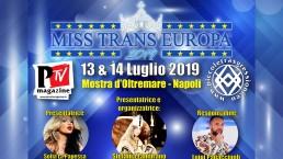 Miss Trans Europa 2019: tante novità e ospiti a sorpresa!