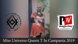 Video Promo Miss Universo Queen T in Campania 2019