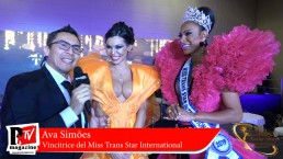 Vincitrice del Miss Trans Star International 2019 - Ava Simoes