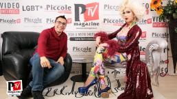 Intervista alla Drag Queen La Cicci Monroe - Vincitrice di Master Queen Triveneto 2016