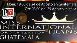 Miss Trans International Guatemala 2019