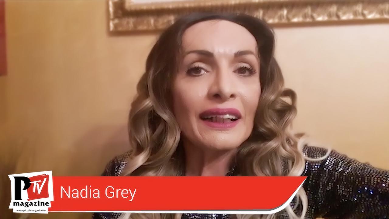 Intervista Nadia Grey - I buoni propositi del 2020