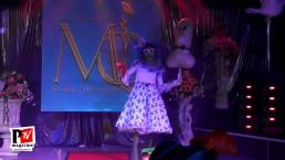 Miss Twiggy si esibisce al Master Queen Italia 2018 - drag per una notte