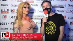 Intervista a Evelyne Braga, giurata al Mister Borderline 2021