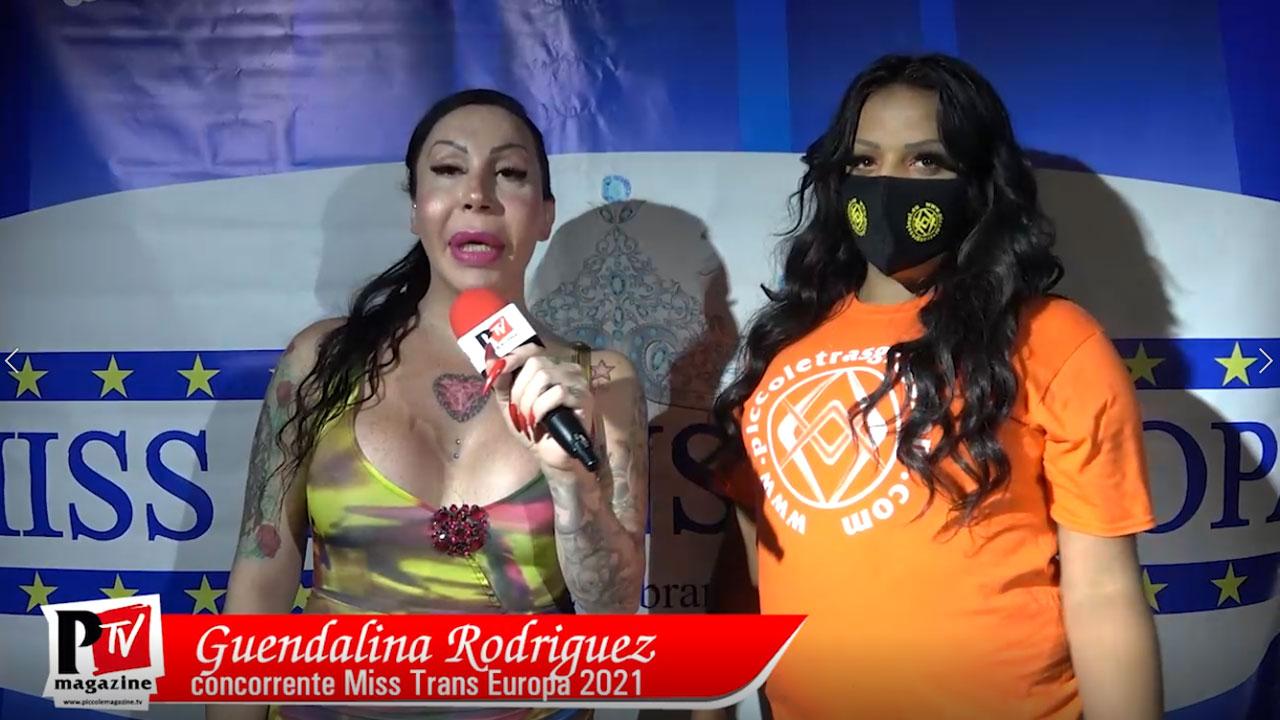 Intervista a Guendalina Rodriguez concorrente Miss Trans Europa 2021