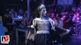 Sfilata Nicole Zaffira a The Queen of Throne - finale nazionale 2021