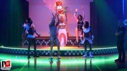 Lo spettacolo al Summer Party New Season al Baraonda