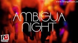 Ambigua Night: ogni giovedì con Simona Sventura!