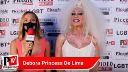 Intervista a Debora Princess De Lima al Summer Party New Season al Baraonda