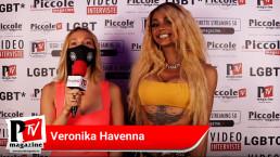 Intervista a Veronika Havenna al Summer Party New Season al Baraonda