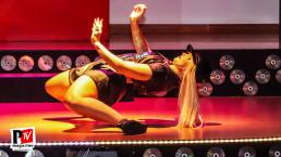 Spettacolo di Sonia Dance al compleanno del Baraonda 2021