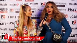 Intervista a Sheila Lamborghini al compleanno di Luba Vodianova