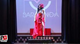 Spettacolo di Miss Shakira al compleanno di Luba Vodianova