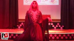Spettacolo di Naomy Angel al compleanno di Luba Vodianova