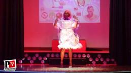 Spettacolo di Stephany De Castro al compleanno di Luba Vodianova