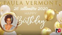 Buon compleanno Paula Vermont! - video invito