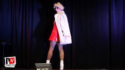 Spettacolo di Sasha Doll al Drag Academy del 03 Ottobre 2021
