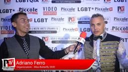 Intervista ad Adriano Ferro, organizzatore del Miss Butterfly 2020