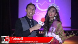 Intervista a Cristall, vincitrice del Miss Butterfly 2020