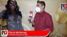 Intervista a Flavia Mofarregi al compleanno di Paula Vermont 2020!