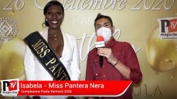 Intervista a Isabela Miss Pantera al compleanno di Paula Vermont 202