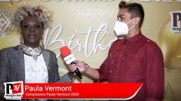 Intervista a Paula Vermont al suo compleanno 2020