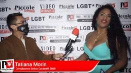 Intervista a Tatiana Morin al compleanno di Greice Cantarelli 2020
