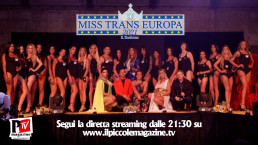 Miss Trans Europa 2021 - 1ª serata - 05.09.2021