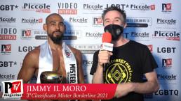 Intervista a Jimmy Il Moro, 3° classificato al Mister Borderline 2021
