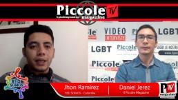 Video intervista a Jhon Ramirez dell'Associazione Red Somos: 'Migrazione e HIV in Colombia'