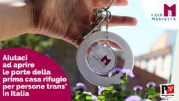 'Apriamo Casa Marcella', un appello di collaborazione alla comunità transgender