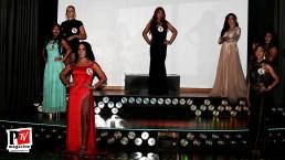 Seconda sfilata delle concorrenti del Miss Butterfly 2020