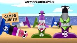 Campo nudisti - Sex Toys Cartoon Comedy I Trasgressivi - 34