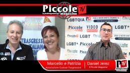 MARCELLO E PATRIZIA, Presidenti dell'Associazione Gustose Trasgressioni