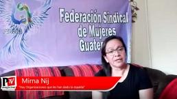 Video intervista a Mirna Nij