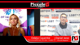 Video Intervista a Odalys Cayambe: un SOS AL MONDO, per le donne transessuali private della libertà in Ecuador