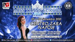 Video intervista a Stefania Zambrano: 'Chi sarà la sovrana dell'ottava edizione del Miss Trans Europa?'