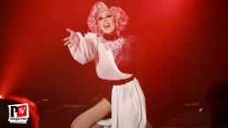 Spettacolo di Kat Von Tea al Ciao Drag Queen Piemonte 2020