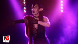 Spettacolo di Lux al Ciao Drag Queen Piemonte 2020 - FINALE REGIONALE