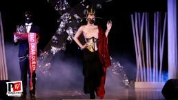 Sfilata di Lux al Ciao Drag Queen Triveneto 2020 - FINALE REGIONALE
