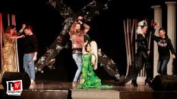 Prova di ballo al Ciao Drag Queen Triveneto 2020 - FINALE REGIONALE