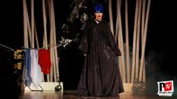 Spettacolo di Beatrix Lili al Ciao Drag Queen Triveneto 2020 - FINALE REGIONALE