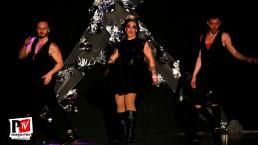 Spettacolo di Elettra Mew al Ciao Drag Queen Triveneto 2020 - FINALE REGIONALE