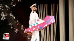 Spettacolo di Matteo Giosmin al Ciao Drag Queen Triveneto 2020 - FINALE REGIONALE