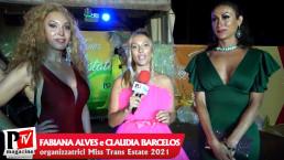 Intervista a Fabiana Alves e Claudia Barcelos, organizzatrici del Miss Trans Estate 2021