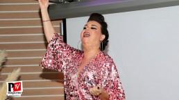 Spettacolo di Rafaela Hilton al compleanno di Paula Vermont 2020