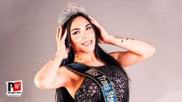 INTERVISTA A NATALIA RUIZ, MISS TRANS STAR URUGUAY 2018