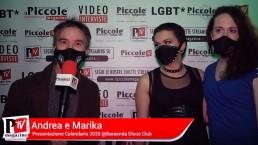 Intervista ad Andrea e Marika alla Presentazione del Calendario 2021 delle Pornostar